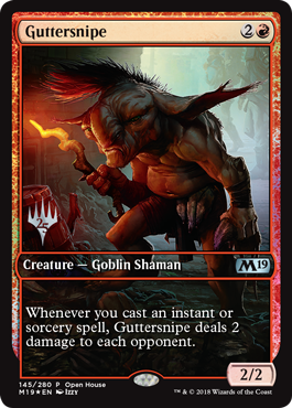 Guttersnipe - Core Set 2019 Open House Promo