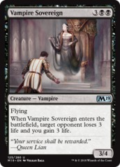 Vampire Sovereign - Foil