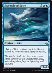 Stormcloud Spirit