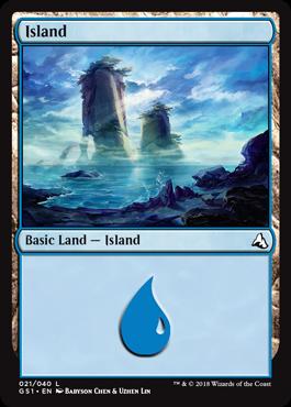 Island (021)