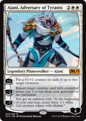 Ajani, Adversary of Tyrants - Foil
