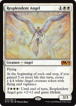Resplendent Angel - Foil