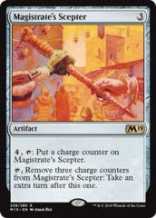 Magistrates Scepter - Foil