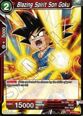 Blazing Spirit Son Goku - BT4-005 - C