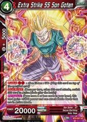 Extra Strike SS Son Goten (Foil) - BT4-007 - UC