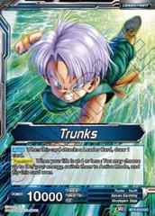 Trunks // Iron Vow Trunks (Foil) - BT4-023 - UC