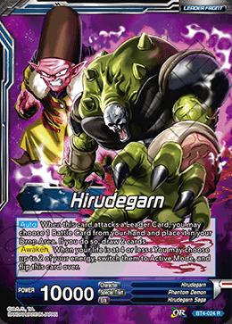 Hirudegarn // Awakened Perfection Hirudegarn - BT4-024 - R