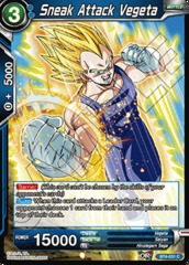 Sneak Attack Vegeta (Foil) - BT4-031 - C