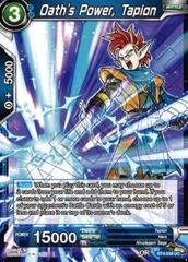 Oath's Power, Tapion - BT4-039 - UC