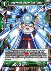 Newfound Power Son Gohan - BT4-048 - UC