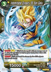 Indomitable Dynasty SS Son Goku (Foil) - BT4-077 - UC