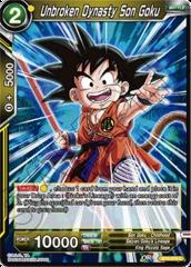 Unbroken Dynasty Son Goku (Foil) - BT4-079 - C