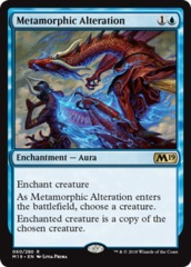 Metamorphic Alteration - Foil