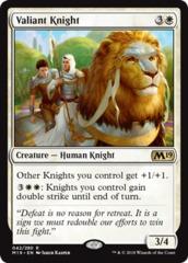 Valiant Knight - Foil