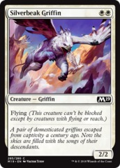 Silverbeak Griffin - Planeswalker Deck Exclusive