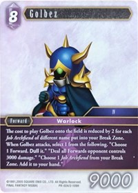 Gabranth 1-098R 30th Anniversary Final Fantasy TCG Foil Promo