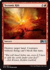 Tectonic Rift - Foil