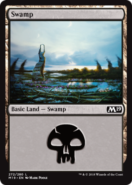 Swamp (272) - Foil