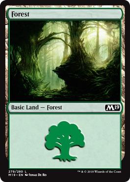 Forest (279) - Foil