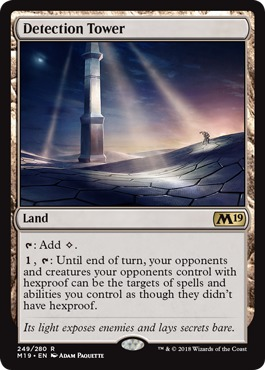 Detection Tower - Foil