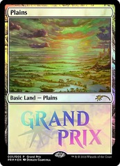 Plains - Foil 2018 Grand Prix Promo