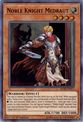Noble Knight Medraut - BLRR-EN071 - Ultra Rare - 1st Edition