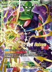 Piccolo Jr. // Piccolo Jr., Evil Reborn - SD4-01 - ST