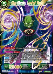 King Piccolo, Lord of Terror - SD4-04 - ST