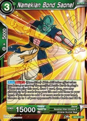 Namekian Bond Saonel - SD4-05 - ST