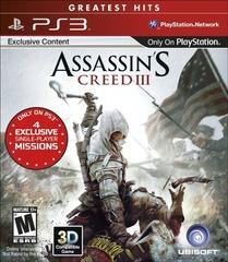 Assassin's Creed III Greatest Hits