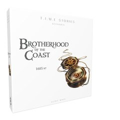 T.I.M.E Stories Expansion: Brotherhood of the Coast