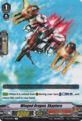 Winged Dragon, Skyptero - V-EB01/021EN - R