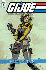 G.I. Joe: A Real American Hero Silent Option #1 (Of 4) (Cover B - Lo)