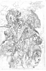 Suicide Squad Unwrapped By Jim Lee HC (STL093380)