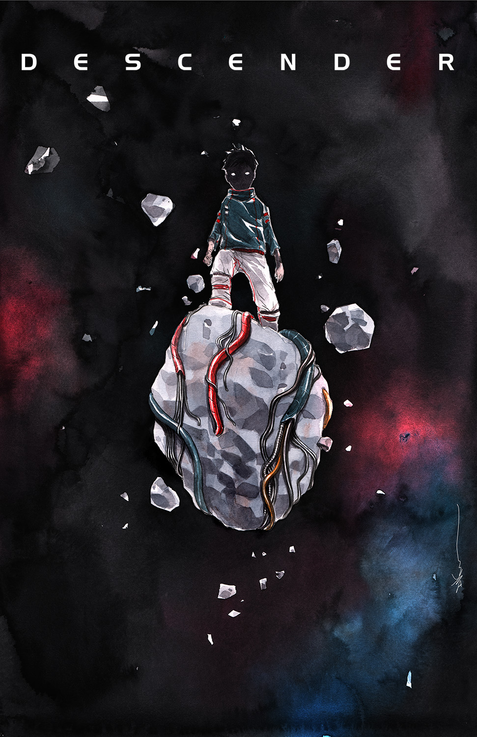 Descender Tp Vol 04 Orbital Mechanics (Mr) (STL038310)