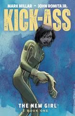 Kick-Ass New Girl Tp Vol 01 (Mr) (STL082742)