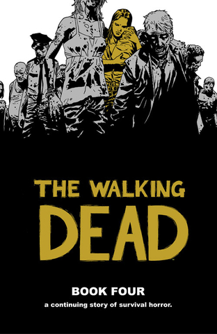 Walking Dead Hc Vol 04 New Ptg (Mr) (STK403617)