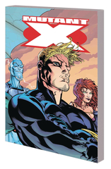 Mutant X Tp Vol 01 Complete Collection (STL093043)