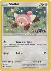 Stufful - 110/147 - Cosmos Holo Toys