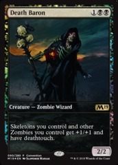 Death Baron - (Convention 2018) - Foil