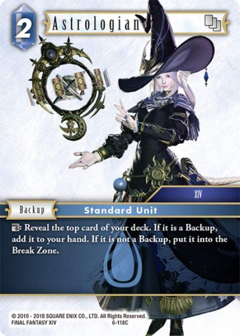 Astrologian - 6-118C