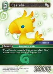 Chocobo - 6-050C - Foil on Channel Fireball