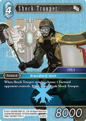 Shock Trooper - 6-037C - Foil