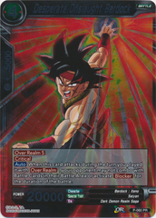 Desperate Onslaught Bardock - P-060 - PR