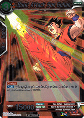 Burst Attack Son Gohan (Foil) - P-049 - Promotion Cards