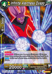 Infinite Alertness Dyspo (Foil) - P-054 - Promotion Cards