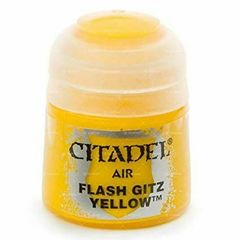 Air: Flash Gitz Yellow (12ml)