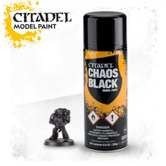 Chaos Black Spray (Global)