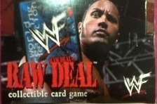 Raw Deal Premiere Edition Booster Pack