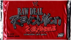 Raw Deal Revolution 2 Extreme Booster